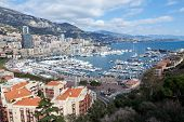 View of Monaco Monte Carlo