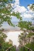 Footpath to Beach,Usedom Island,Germany
