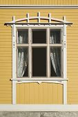 Wooden Home Window