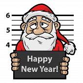 Santa Claus prisoner