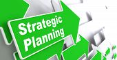 Strategic Planning. Business Concept.
