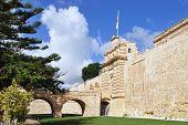 Mdina,Malta island