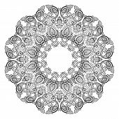 stock photo of east-indian  - Mandala - JPG