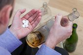 Mixing Pills With Alcohol
