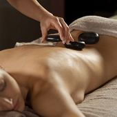 Alternative Therapy At Spa