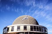stock photo of planetarium  - Planetarium Galileo Galilei in Palermo - JPG