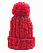 Woolen Red Cap