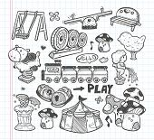 doodle playground icons