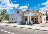 Route 66: Osterman Gas Station, Peach Springs, AZ