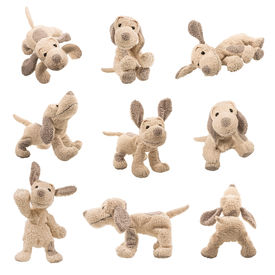 stock photo of stuffed animals  - Stuffed puppy dog animal - JPG
