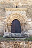 The Door Of Forgiveness In Villafranca Del Bierzo