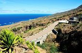 Road Descending Into Sao Jorge