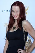 LOS ANGELES - AUG 23:  Annie Wersching at the Television Academy's Perfomers Nominee Reception at Pacific Design Center on August 23, 2014 in West Hollywood, CA
