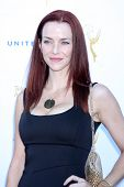LOS ANGELES - AUG 23:  Annie Wersching at the Television Academy's Perfomers Nominee Reception at Pa