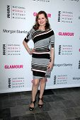 LOS ANGELES - AUG 23:  Geena Davis at the 3rd Annual Women Making History Brunch at Skirball Center on August 23, 2014 in Los Angeles, CA