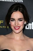 LOS ANGELES - AUG 23:  Elizabeth Henstridge at the 2014 Entertainment Weekly Pre-Emmy Party at Fig &