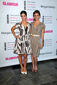 LOS ANGELES - AUG 23:  Ana Ortiz, Brianna Brown at the 3rd Annual Women Making History Brunch at Ski