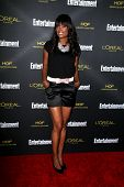 LOS ANGELES - AUG 23:  Aisha Tyler at the 2014 Entertainment Weekly Pre-Emmy Party at Fig & Olive on