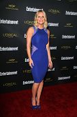 LOS ANGELES - AUG 23:  Carrie Keagan at the 2014 Entertainment Weekly Pre-Emmy Party at Fig & Olive