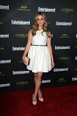 LOS ANGELES - AUG 23:  Sasha Pieterse at the 2014 Entertainment Weekly Pre-Emmy Party at Fig & Olive