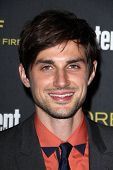 LOS ANGELES - AUG 23:  Andrew J. West at the 2014 Entertainment Weekly Pre-Emmy Party at Fig & Olive on August 23, 2014 in West Hollywood, CA