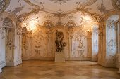 Interior Of The Hof Palace, Austria