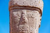 Tiwanaku Monolith