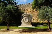 Monument At  Lagos, Algarve, Portugal