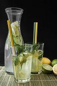 Lime And Lemon Drink