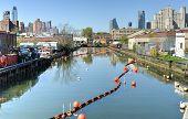 Gowanus Canal, Brooklyn, Ny