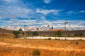 Lagos City For Historic Walls, Algarve, Portugal