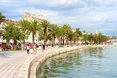 Split Embankment