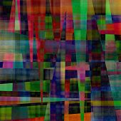 art abstract geometric textured colorful background in rainbow colors
