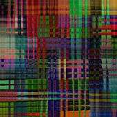 art abstract geometric textured colorful background with square in rainbow colors