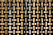 Woodgrain Weave Design