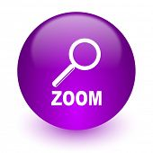 zoom internet icon