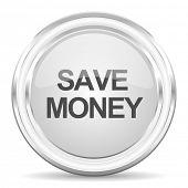 save money internet icon