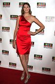 LOS ANGELES - AUG 23:  Jama Leigh at the Hollywood Red Carpet School at Secret Rose Theater on Augus