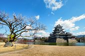 Matsumoto Castle Is One Of The Most Complete And Beautiful Among Japan