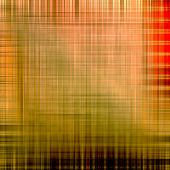 art abstract geometric pattern blurred background in green, red, orange and gold colors
