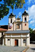 Church  In Vilnius City On September 24, 2014