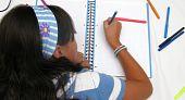 Child Writing