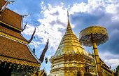 Golden Buddisht Temple