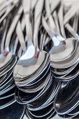 Steel Spoons