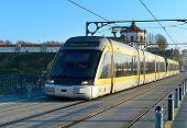 Modern Tram, Porto