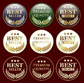 Bestseller And Quality Sign Badges