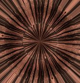 abstract exotic wood design with ebony macassar for background