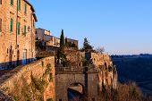 Orvieto, Rooftop View