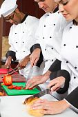 Постер, плакат: Кулинария в кухне