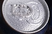Wet Aluminium Can
